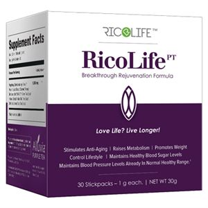 Picture of RicoLife PT 30 Stickpacks